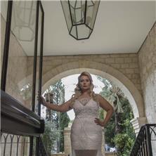 שמלות כלה מעוצבות במידות גדולות
