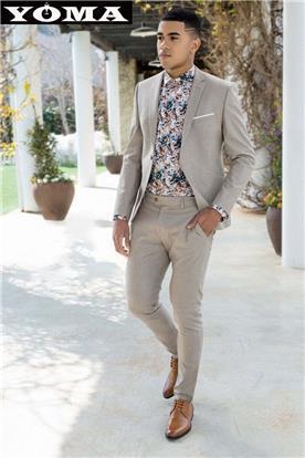 חליפה מעוצבת לגבר