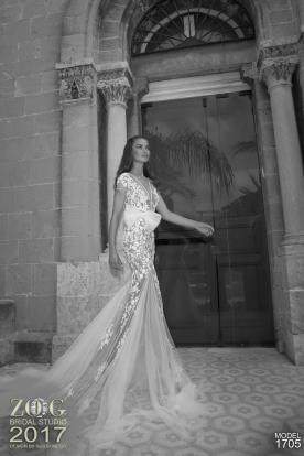 שמלת כלה שסעי טול