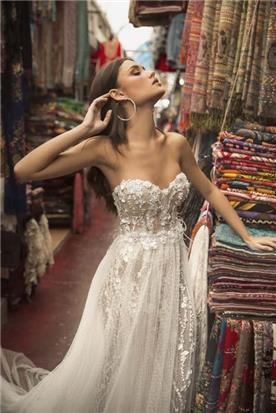 שמלת נפוחה