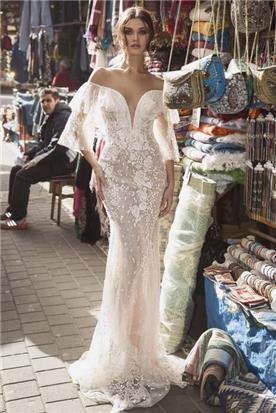 שמלת ערב מעוצבת