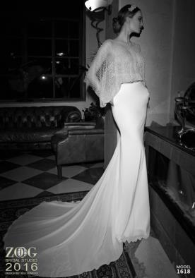 שמלת כלה שני חלקים נפרדים