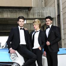 חליפות חתן שחורות