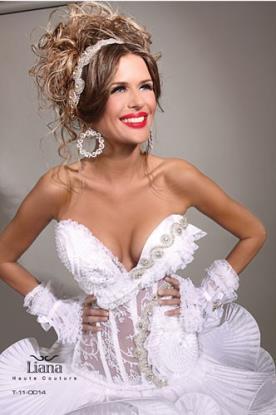 שמלת כלה מיוחדת רומנטית