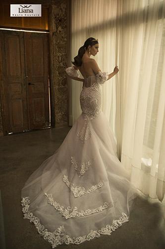 שמלה לכלה בעיצוב מודרני