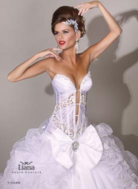 שמלה בסגנון נסיכותי מהאגדות