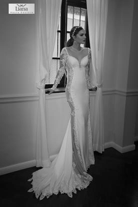 שמלת כלה קלאסית למראה מופתי