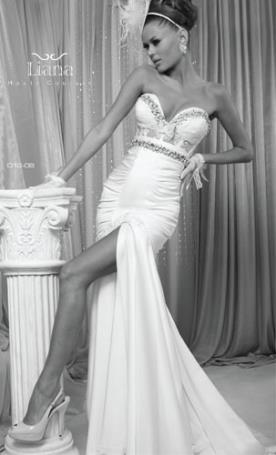 שמלת כלה מחמיאה בסגנון מפואר