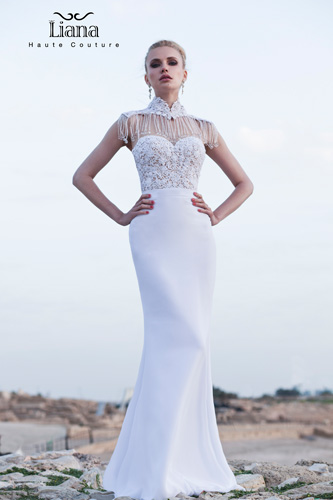 שמלת כלה בעיצוב מודרני מרשים