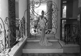 שמלת כלה מקסי הוט קוטור רומנטית