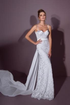 שמלת כלה כסופה רומנטית