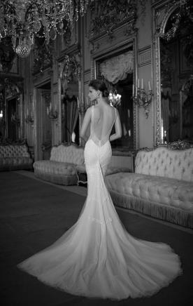 שמלת כלה שובל שכבות טול
