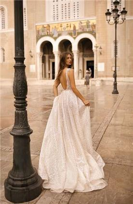 שמלת ערב ארוכה