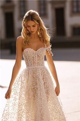 שמלות כלה עם שיפון