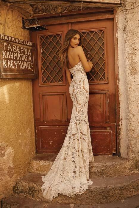 שמלת ערב של berta