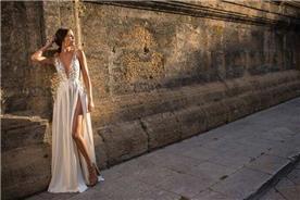 שמלת ערב סאטן