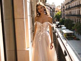שמלת כלה - ברטה BERTA