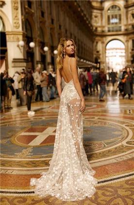 שמלות ערב סאטן