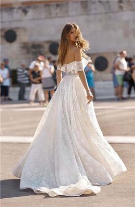 שמלה כלה ארוכה