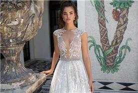 שמלת ערב בגימור מושלם