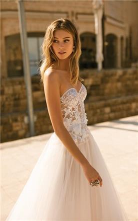 שמלות ערב שני חלקים