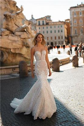 שמלות כלה עם כתפיות