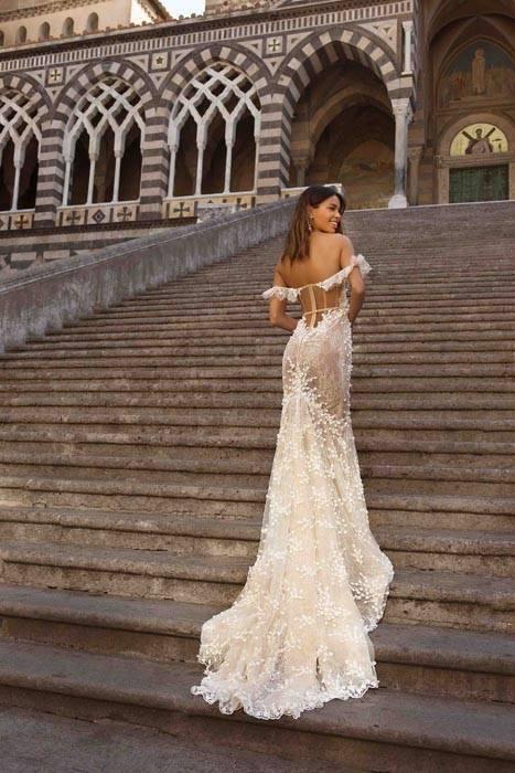 שמלות כלה שיפון