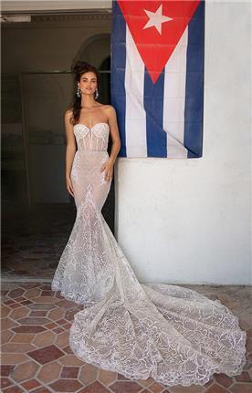 שמלת כלה בעיצוב קלאסי