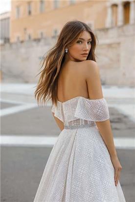 שמלת ערב צנועה