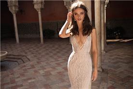 שמלת ערב צמודה