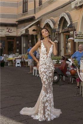 שמלות כלה עם פרנזים