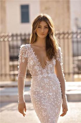 שמלה רומנטית