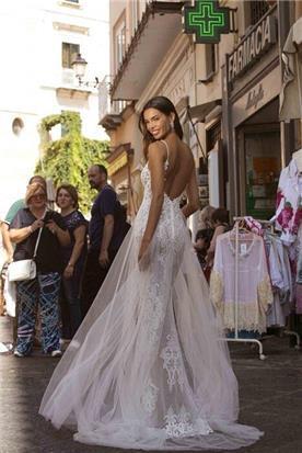 שמלות כלה עם חרוזים