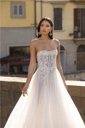 שמלות כלה בסגנון צנוע
