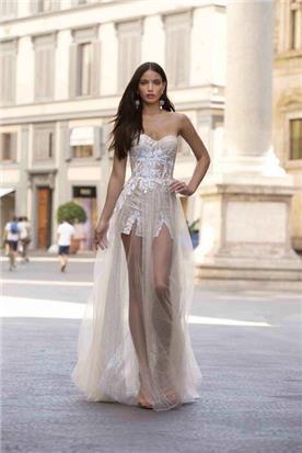 שמלות כלה בסגנון עדין