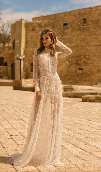שמלת כלה 2020