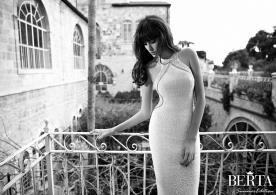 שמלת כלה קולר וחרוזים