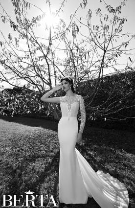 שמלת כלה מחוך לבן
