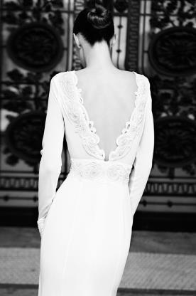 שמלת כלה קישוט חגורת מותן