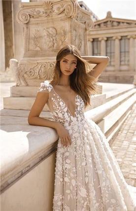 שמלת ערב של ברטה