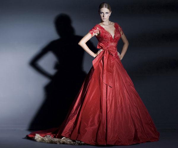 שמלת ערב למראה מהפנט