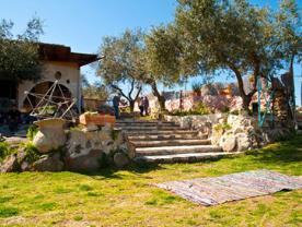 גן ואולם אירועים - חוות דובר שלום - קדיתא