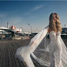 תמר פרץ - בית אופנה לשמלות כלה - 5