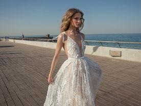 שמלת כלה ושמלת ערב - תמר פרץ - בית אופנה לשמלות כלה