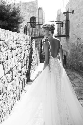 שמלת כלה רומנטית למראה מופתי