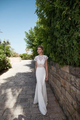 שמלת כלה בוהו שיק מודרנית