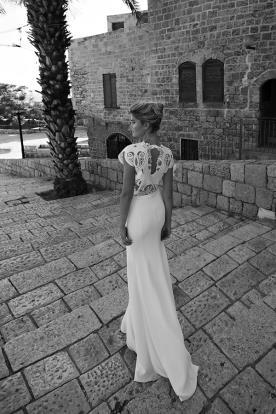 שמלת כלה אלגנטית למראה מופתי