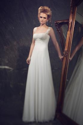 שמלת כלה כפרית קלאסית