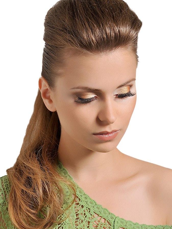 איפור ועיצוב שיער להפקות אופנה