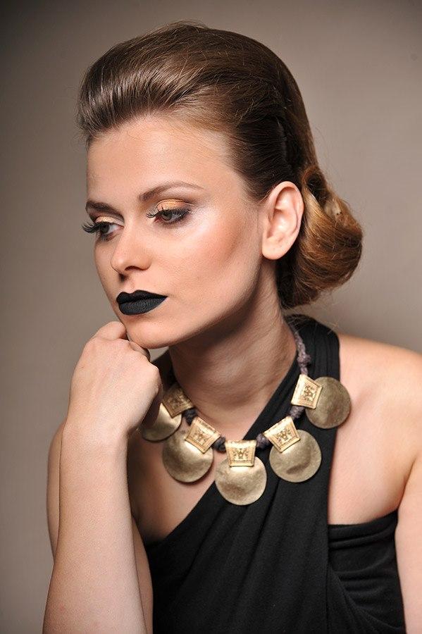איפור ושיער להפקות אופנה